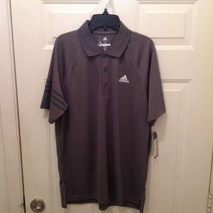 Men's Adidas golf shirt size small